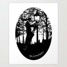 Lamplighter 1 Art Print