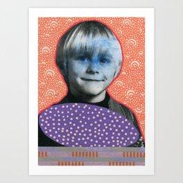 Kurt Series 0007 Art Print