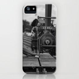 Stenner Bench iPhone Case