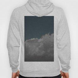 Cloudy blue Hoody