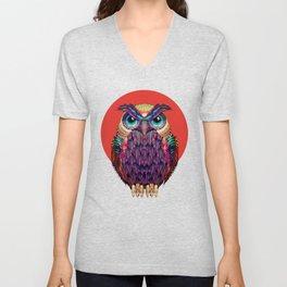 OWL 2 Unisex V-Neck