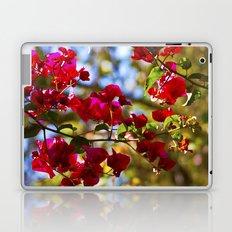 Bougainvillea I Laptop & iPad Skin