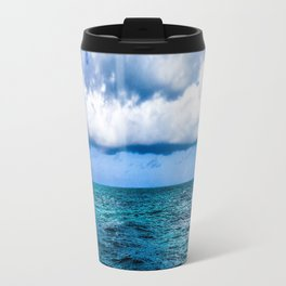Out on the Open Sea Travel Mug