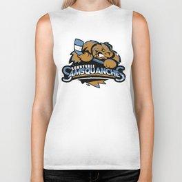 Sunnyvale Samsquanches Biker Tank