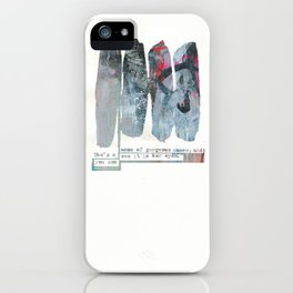 CHAOS▲ iPhone Case