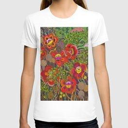 Shorea Robusta [Cannonball Tree] T-shirt