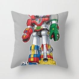 Edutron Throw Pillow