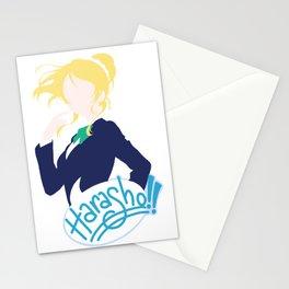 Harasho!! Stationery Cards