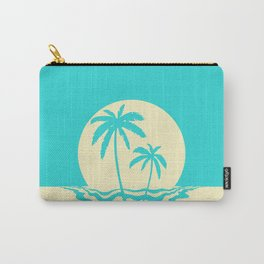 Calm Palm Carry-All Pouch