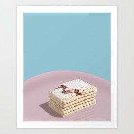Pop Tart Art Print