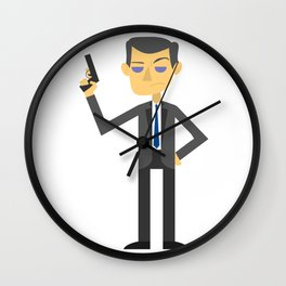 Lassiter Wall Clock