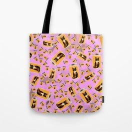 Marmalade Jars Tote Bag