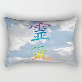REiKi UP TO THE SKY Rectangular Pillow