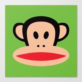 Monkey by Paul Frank Canvas Print