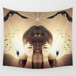 You will never get my submission Wall Tapestry