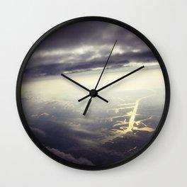 She's so high Wall Clock