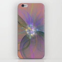 Fairy Blossom Fractal iPhone Skin