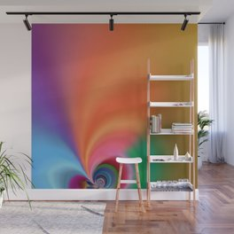 Bright Days Wall Mural