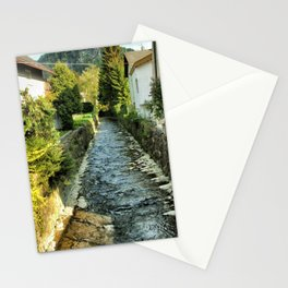 Light on a River, Salzburg Stationery Cards