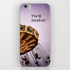 Thrill Seeker iPhone & iPod Skin