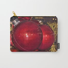 Christmas On 5th Avenue Manhattan 4 Carry-All Pouch