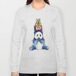Pandamonium Long Sleeve T-shirt