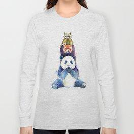 Pandamonium Long Sleeve T-shirt