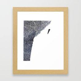Missile  Framed Art Print