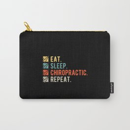 Chiropractor Chiropractic Funny Carry-All Pouch
