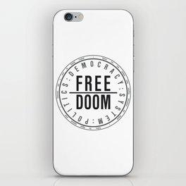 FreeDoom-1 iPhone Skin