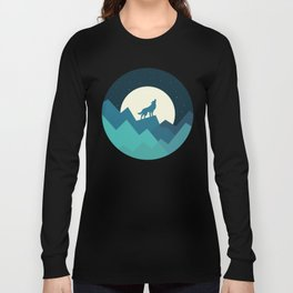 Keep The Wild In You Long Sleeve T-shirt
