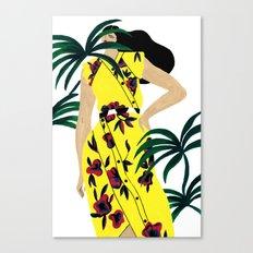 Proenza Schouler Spring 2017 Canvas Print