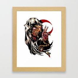 Gate Keeper Framed Art Print