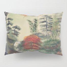 The green forest Pillow Sham