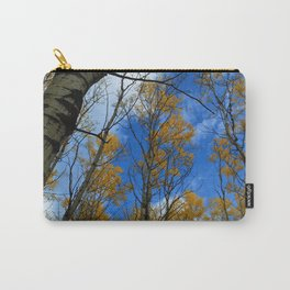 Fall in Jasper National Park Carry-All Pouch