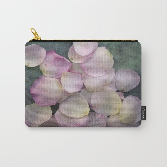 Rose Petals II Carry-All Pouch