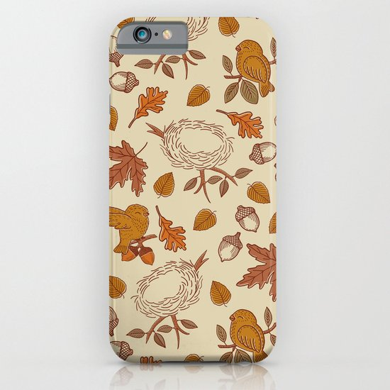Fly Away Fall iPhone & iPod Case