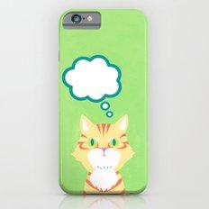 cat 2-British Shorthairs iPhone 6s Slim Case