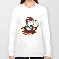 picard Long Sleeve T-shirts featuring Alexandre Picard by Kana Aiysoublood