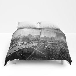 Brooklyn Bridge 3x Comforters