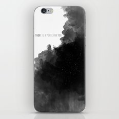 there is a place for you iPhone & iPod Skin