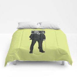 no signal Comforters