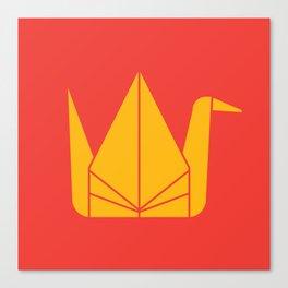 Japan Origami Canvas Print