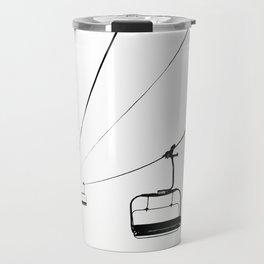 Ski Lift Travel Mug
