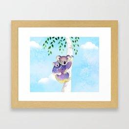 KOALA TREe Framed Art Print