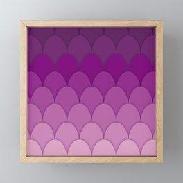 Lamia Scale Framed Mini Art Print