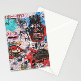 Yes No Stationery Cards