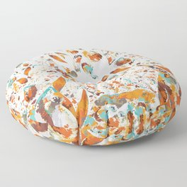 COLORFUL WINGS Floor Pillow