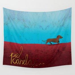 Piel Canela -  Cinnamon Skin Wall Tapestry