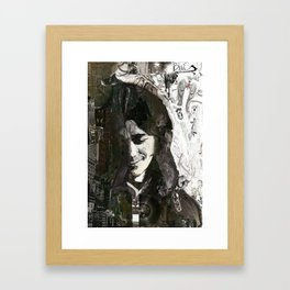 Rory Gallagher Framed Art Print